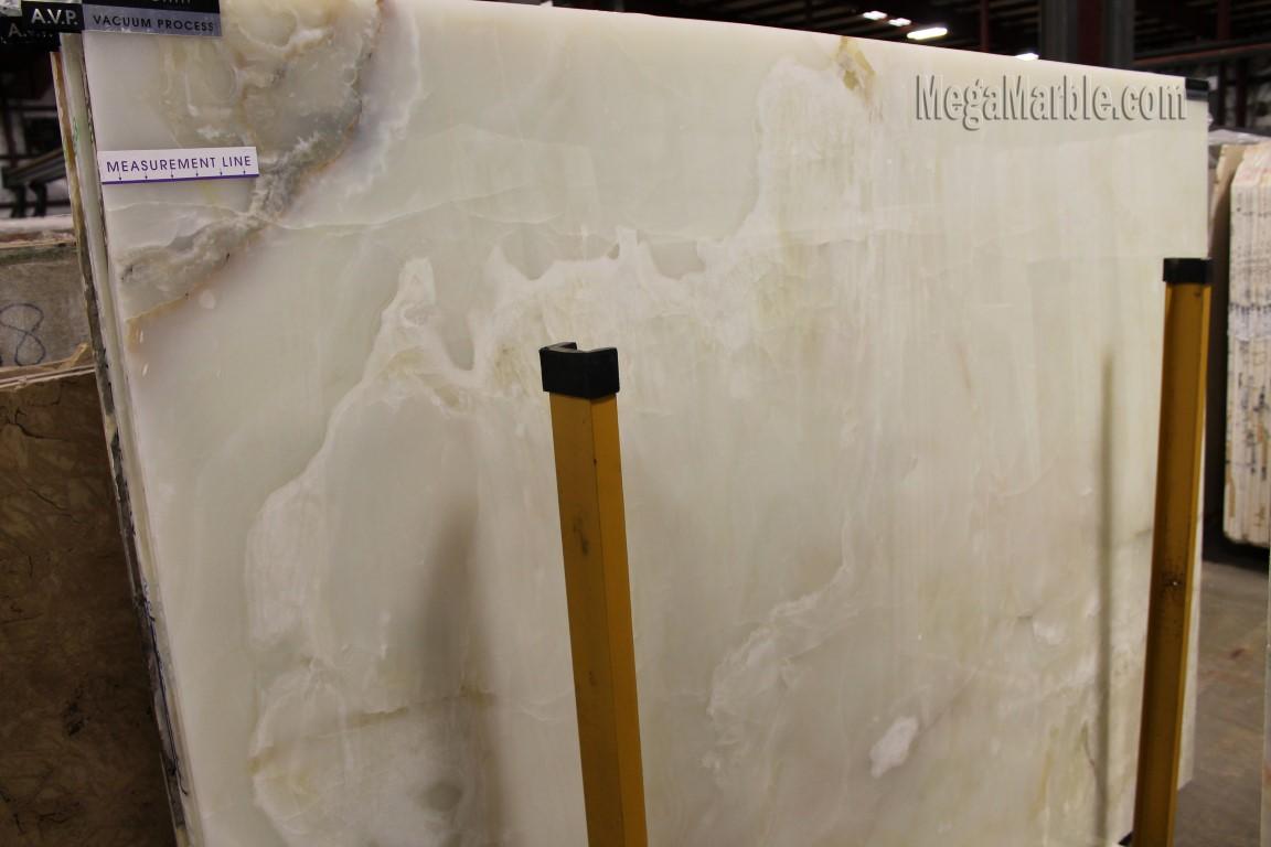 White Onyx Slabs For Countertops Slabs