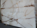 White Onyx For Countertops Slabs